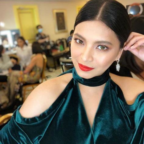 An Update On Angel Locsin's Upcoming Teleserye Under Dreamscape