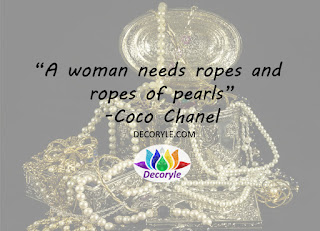 Coco Chanel Jewellery Quote