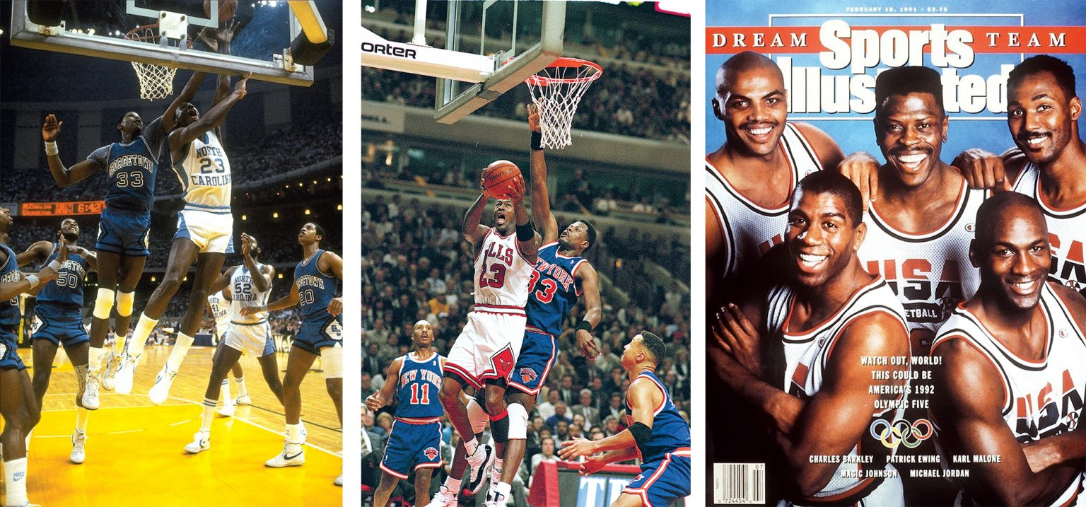 The Passion of Patrick Ewing - Patrick Hruby