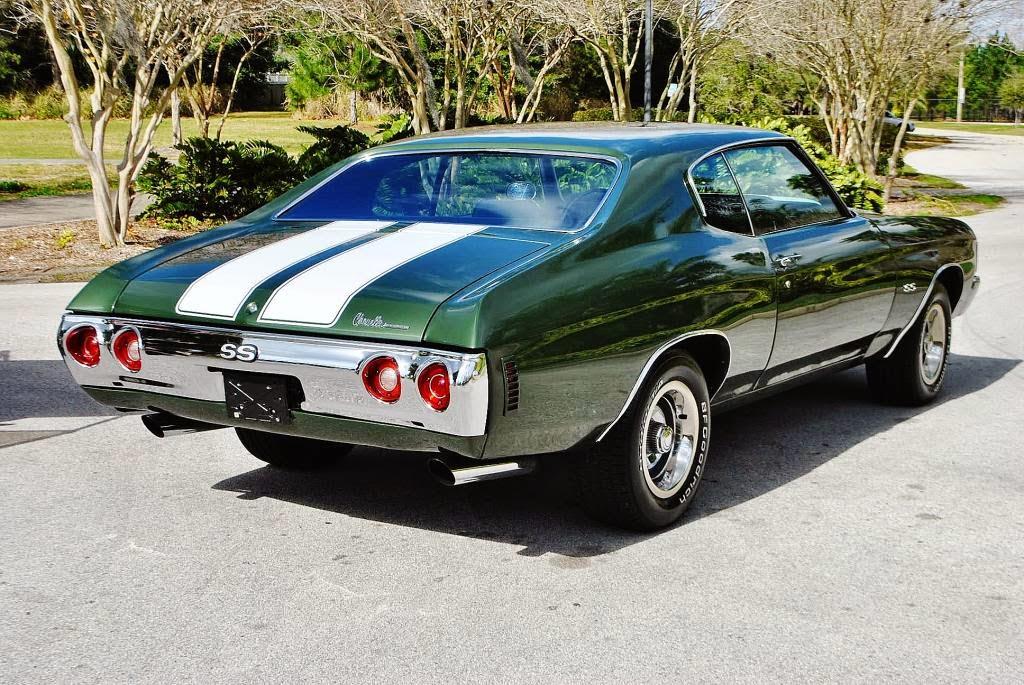 all american classic cars  1972 chevrolet chevelle malibu
