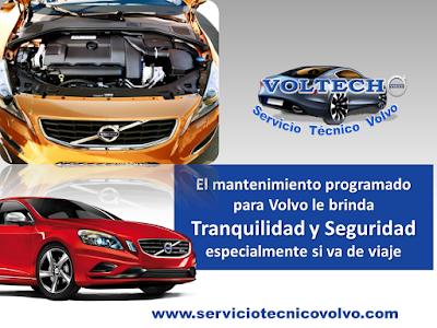 Revisión y Mantenimiento Volvo