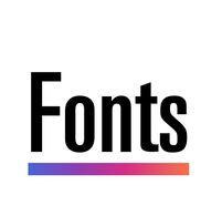 font for instagram