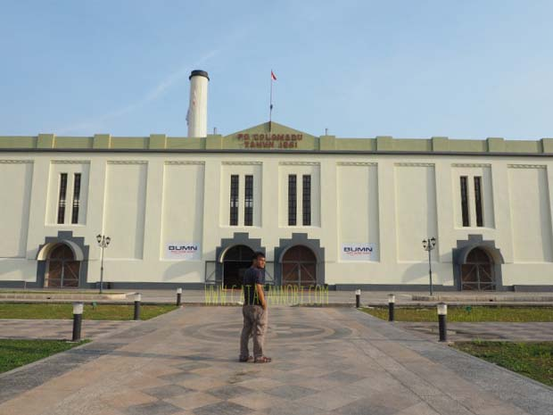 Pabrik Gula Colomadu Destinasi Wisata Sejarah Baru Di Solo