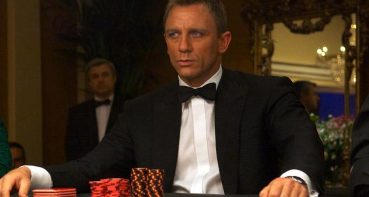 Daniel Craig se pasea por nuestro ranking de mejores películas de casinos según el público