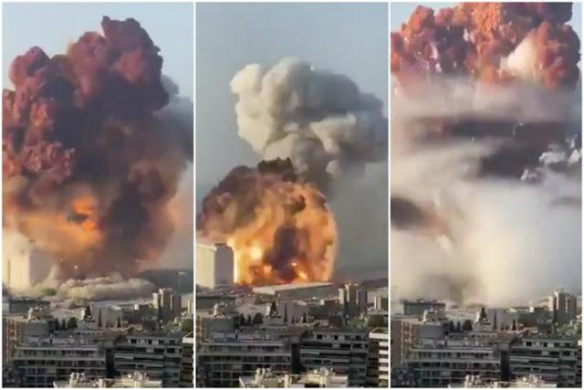 vụ nổ khổng lồ