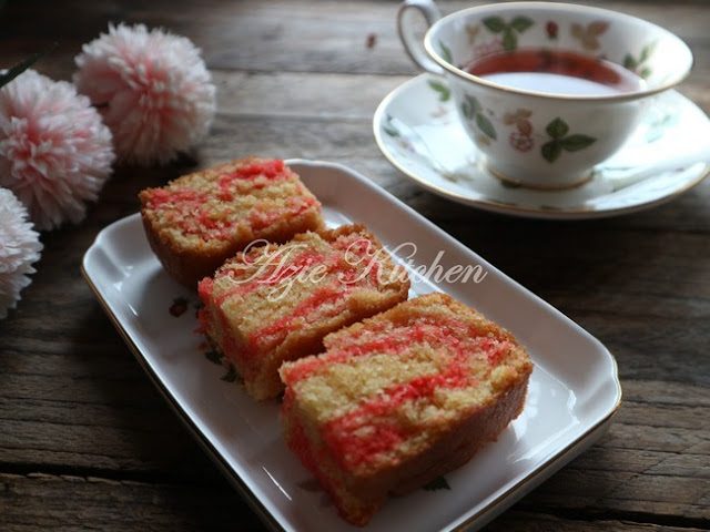 Kek Majerin Yang Sangat Nostalgia