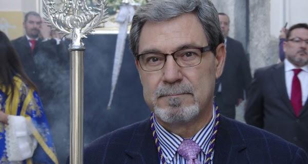 Francisco Sierra, único candidato a presidir la Agrupación de Cofradías de Jaen