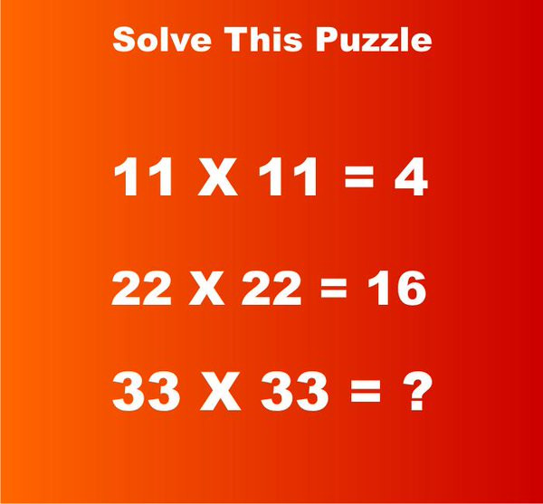 Solve logic math puzzle
