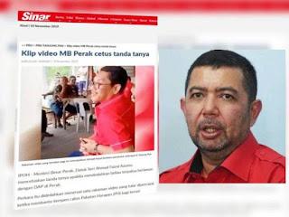 Klip video: Ahmad Faizal beri penjelasan esok