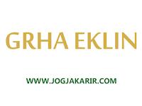 Lowongan Kerja Jogja General Manager di PT Bumirejo Graha Lestari (Grha Eklin Group)