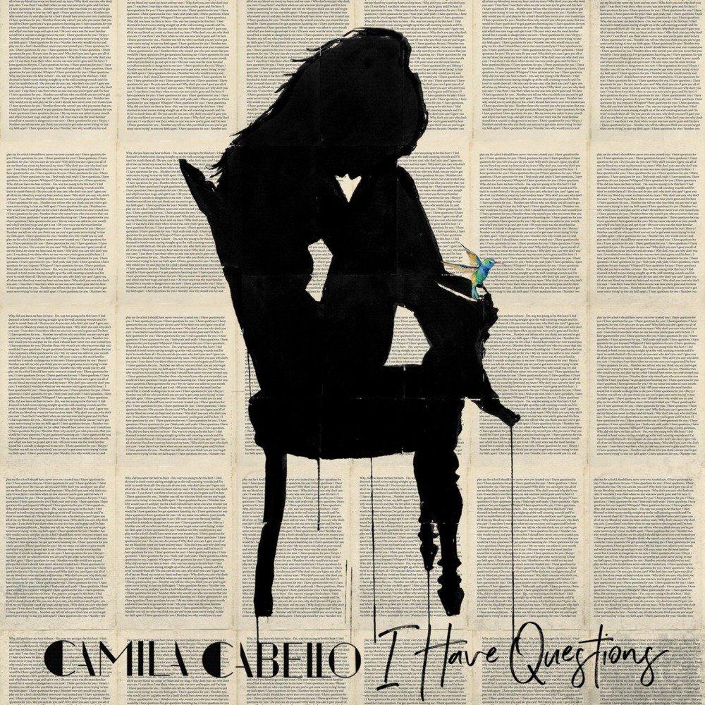 Camila Cabello I Have Questions Guitar Chords Lyrics Kunci Gitar