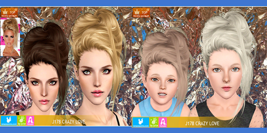Free Crazy Love Hairstyle by Newsea         ~          UTS3