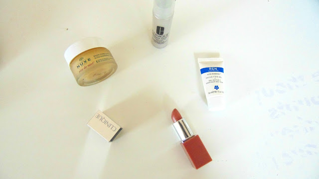 skincare, nuxe, clinique smart serum