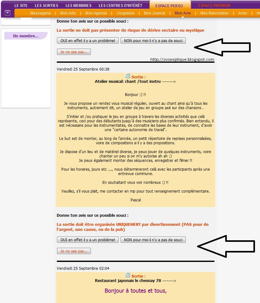 OnVaSortir Paris - Website - Home