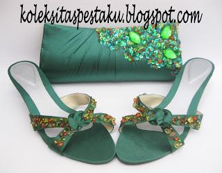 Handmade tas Pesta Solo Jawa Tengah Mewah Elegant