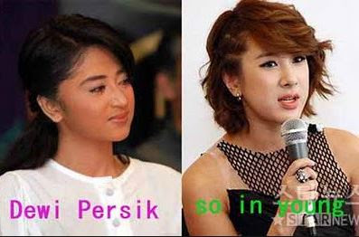 Dewi Persik - Seo In Young