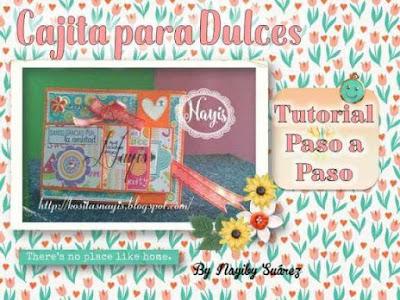 banner Cajita Para Dulces