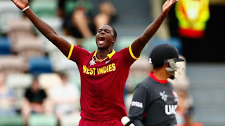 Jason Holder 4-27 - West Indies vs UAE Highlights - 41st Match - ICC Cricket World Cup 2015