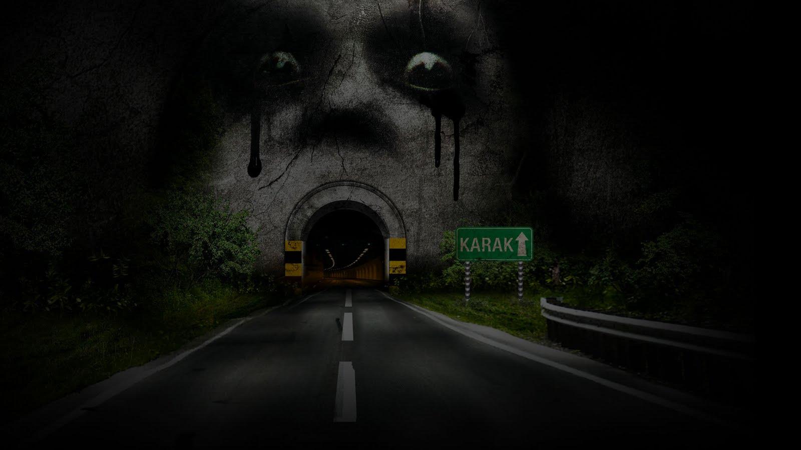Wallpaper Seram 3d The Most Haunted Places In Malaysia Karak Highway Pahang
