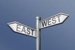 Mentari Terbit di Timur dan Terbenam di Barat
