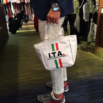 ITA I.T.A. 福岡 九州 イタリア 時計 ノベルティ