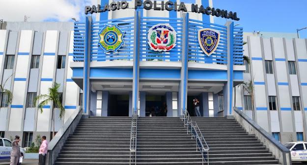 palacio policia nacional RD
