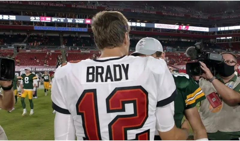 Tom Brady Tampa Bay Buccaneers