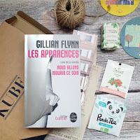 Livre Blog PurpleRain • Les Apparences - Gillian Flynn