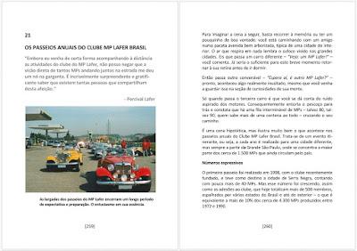 Das 168 páginas em formato A4 com duas colunas da versão impressa, para 322 páginas em formato A5 com uma coluna de texto: um tijolinho virtual.