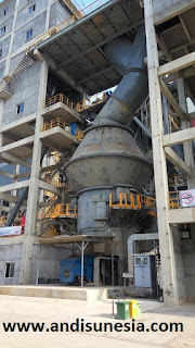 Vertical Roller Mill Pfeiffer