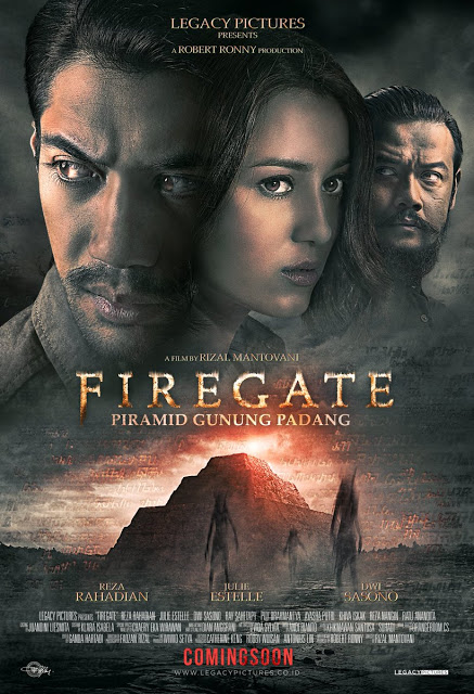 Firegate : Piramid Gunung Padang (2016) Full Movie