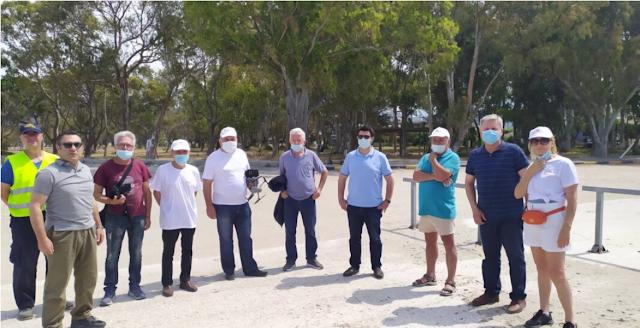 Ο Δήμος Πάργας συμμετείχε στην εθελοντική δράση καθαρισμού του ποταμού Αχέροντα με πλωτά μέσα και της παραλίας της Αμμουδιάς, που πραγματοποιήθηκε το Σάββατο 5/6 με πρωτοβουλία της Acheron Actions και της ΒΙΚΟΣ ΑΕ, με αφορμή την Παγκόσμια Ημέρα Περιβάλλοντος.