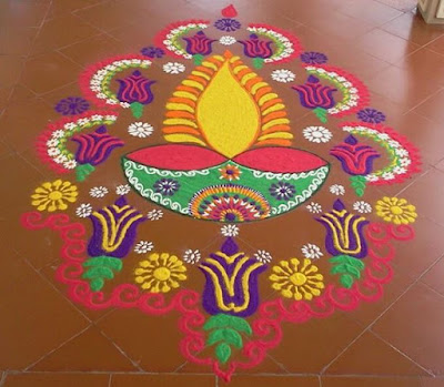 good rangoli designs for diwali