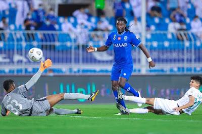 ملخص واهداف مباراة الهلال والاهلي (5-1) الدوري السعودي
