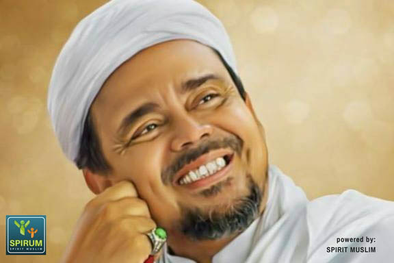Biografi Lengkap Habib Rizieq Shihab Spirit Muslim Spirum