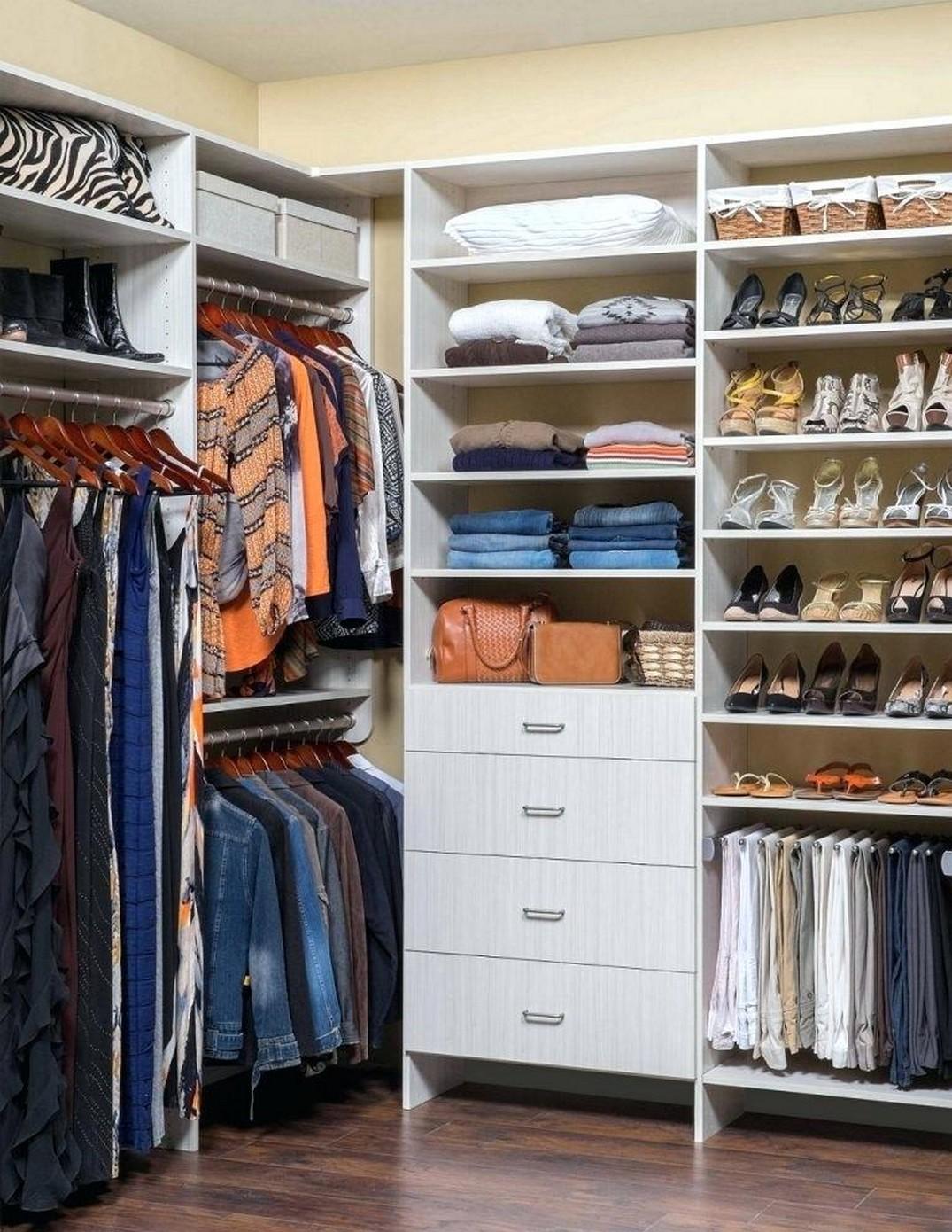 Amazing Arrangement Concept of Closet That You Must Follow