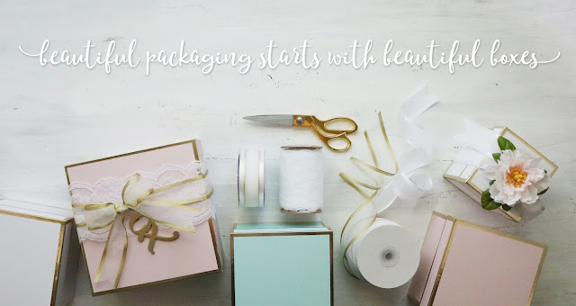 beautiful packaging starts with beautiful boxes | creativebag.com