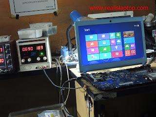 Servis Laptop Acer Aspire V5 Tidak Tampil