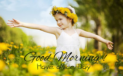 good morning baby girl  cute girl good morning photo