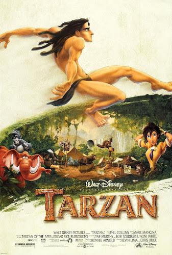 Tarzan (BRRip 1080p Dual Latino / Ingles) (1999)