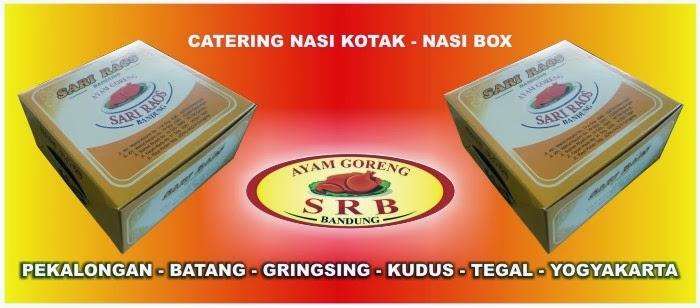 CATERING NASI KOTAK - NASI BOX!