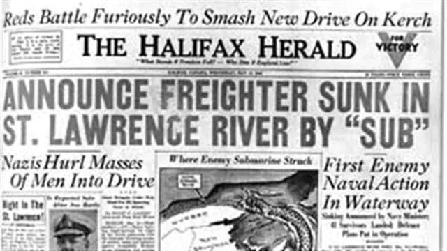 Halifax Herald, 13 May 1942 worldwartwo.filminspector.com