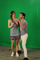 Kriti Sanon & Sushant Singh Rajput Pos During Promotional Interview For Raabta .COM 0018.jpg