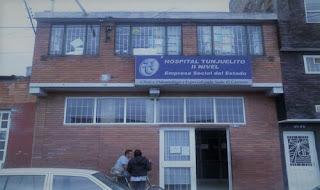 HOSPITAL TUNJUELITO (Unidad de Servicios de Salud Tunjuelito Subred Sur ESE )