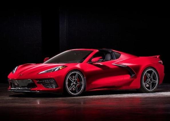Holden Corvette