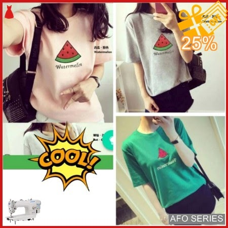 AFO301 Model Fashion Water Melon Modis Murah BMGShop