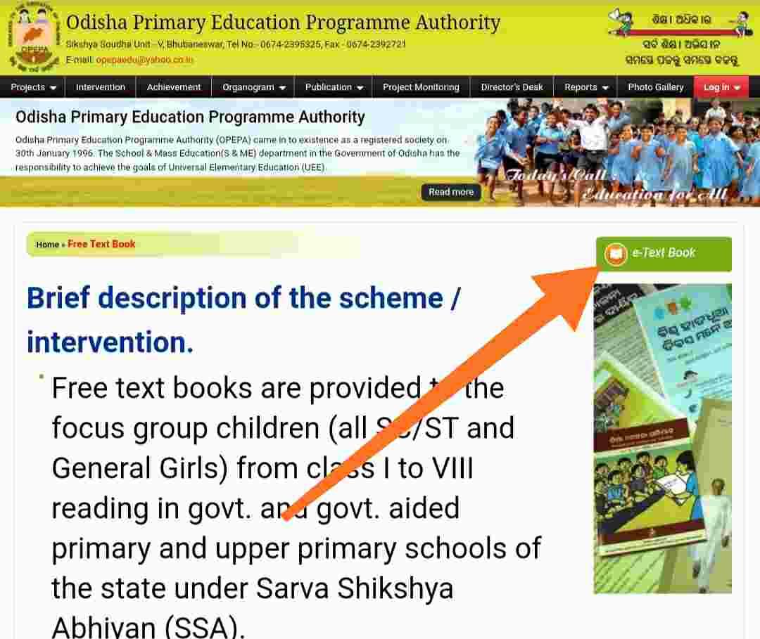 Opepa Class 1 Book PDF download
