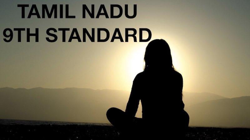 Tamilnadu 9th Syllabus.