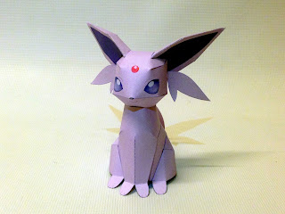 eevee evolution pokemon pepakura