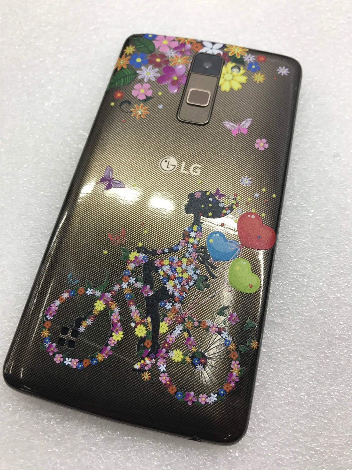 LG G5 客製化彩圖全機包膜~城品軒數位通訊【3C包膜3C維修】